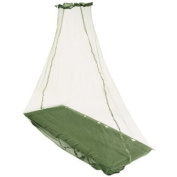 Insect Bug Mosquito Net Single Size Mesh Curtain Olive