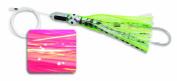 Williamson Jet-O-Smoker Rigged 04 Fishing lure (Hot Pink, Size- 4.5) Multi-Coloured