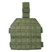 Flyye Army Combat MOLLE System Leg Panel Airsoft Webbing Cordura Ranger Green