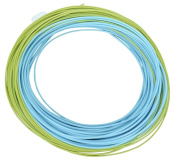 Shakespeare Agility Fly Line - Inter WF6 - Azure Blue/Green