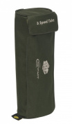 JRC Contact 3 Spool Tube/Bag - Green