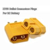 XT60 Male Female Bullet Connectors Plugs For RC Battery