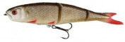 Savage Gear Lure 9.5cm Soft 4play Swim & Jerk (ready to fish!) - Dirty Roach