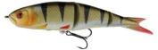 Savage Gear Lure 19cm Soft 4play Swim & Jerk (ready to fish!) - Perch