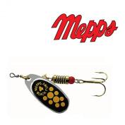 Spinner - Mepps Black Fury silver