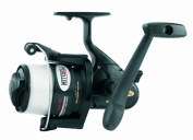 Mitchell 666 FG Series Front Drag Reel 1/0 Including Line (Saltwater) - Capacity 400m/0.35