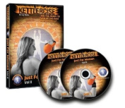 Kettlercise Just For Women VOL II 2 Disc DVD - Ultimate Kettlebell Fat Loss Programme