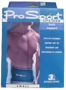 ProSport Supatherm back support