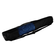 YogaDirect Large Nylon Zippered Yoga Mat Bag