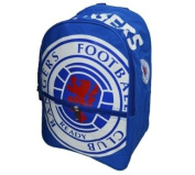 Brand New Official Rangers FC Big Logo Backpack