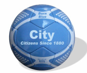 Manchester City Football Size 5