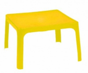 Jolly Kidz - Resin Table - Various Colours