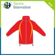Tracksuit Training Top - Red/Amber - Size XS