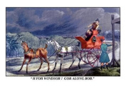 Buyenlarge 06417-xP2030 Horse-Drawn Carriage 20x30 poster