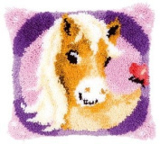 My Sweet Pony Latch Hook Kit - Latch Hook Kit
