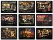 Nine Consani Prints by Chris Consani Art Print Poster