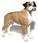 Light Brown Boxer Dog Ornament