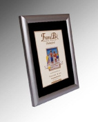 R7 Silver Frame with Black Mount A1 for Pic Size 60cm x46cm