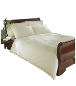 Charlotte Thomas Sestina Cotton Fitted Sheet, Bunk Bed Size, 76 x 190 x 30cm