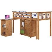 LPD Furniture Milo Sleep Station, In Pine