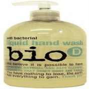 Bio-D Hand Wash unfragranced 500ml - CLF-BD-BHW65