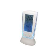 Vktech Alarm Clock Thermometer Digital LCD Calendar Backlight Clock