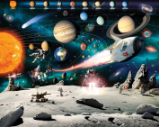 Walltastic Space Adventure Wallpaper Mural 2.4m x 3m