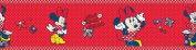 Minnie Mouse Self-Adhesive 15cm Wallpaper Border