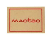 PEMA MACTAC felt squeegee for stickers and wall prints 7 x 10 cm