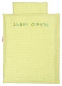 Taftan Sweet Dreams Duvet Cover Set 100 x 135cm for Cot