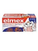 Elmex Child Toothpaste 2 x 50ml