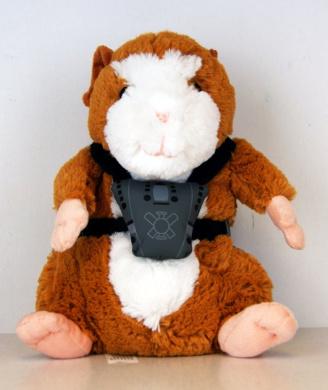 Disney, Darwin G-Force Plush Toy