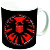 SD toys - Mug - Shield Nick Fury - 5055374600832