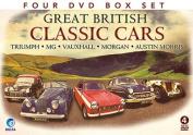 Great British Classic Cars [Region 2]