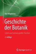 Geschichte Der Botanik [GER]
