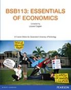 Essentials of Economics BSB113 Custom Book