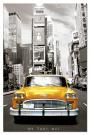 1000 Taxi No. 1 New York Miniature