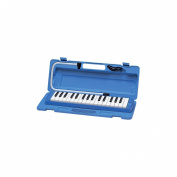 Yamaha P32D Pianica, Keyboard Wind Instrument (32 Note) - Blue