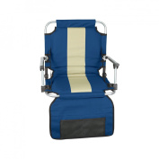 Stansport Folding Stadium Seat with Arms -