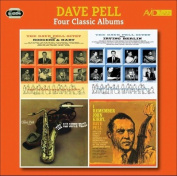 Four Classic Albums (The Dave Pell Octet Plays Rodgers & Hart/The Dave Pell Octet Plays