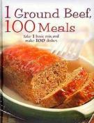 1 Ground Beef, 100 Meals