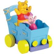 Winnie the Pooh Push n Play Buddy Buggy - Winnie and Roo