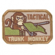 Mil-Spec Monkey Patch - Tactical Trunk Monkey Desert