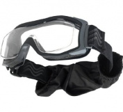 Bollé Low profile ballistic goggles - X1000 RX Tactical-, suitable for prescription spectacles