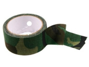 Water Resistant Camoflage Fabric Tape