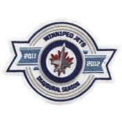 Winnipeg Jets Inaugural Season NHL Patch