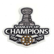 Stanley Cup 2011 Champions Boston Bruins Patch
