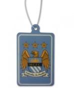 Manchester City Air Freshener Crest