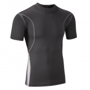 Tenn Compression Fit Moisture Control Base Layer - Short Sleeve