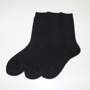 3 Pairs Supersoft Mens 100% Bamboo Socks Thermal Sock One Size Fits All